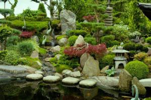 De japanske haver odense